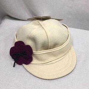 Lil' Stormy Kromer Petal Pusher Toddler Wool Hat